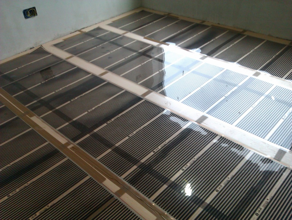 Instalación de sistemas de calefacción eléctricos