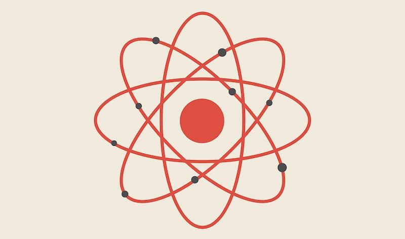 Átomos, electrones, núcleo, carga eléctrica