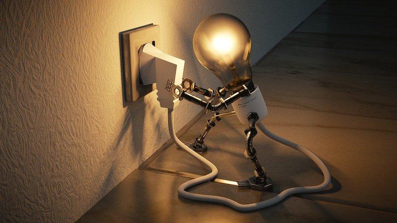 Corriente eléctrica,